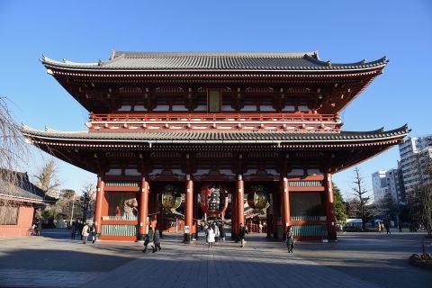วัดอาซากุสะ คันนอน วัดที่มีความเก่าแก่และมีชื่อเสียงมากที่สุดแห่งหนึ่งของเมื่อโตเกียว