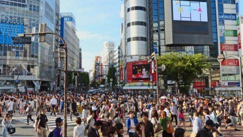 มาเที่ยวญี่ปุ่น มาช็อปปิ้งที่ย่านชิบูย่า